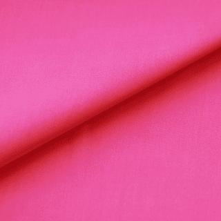 Popeline - dünner Baumwollstoff - Pink