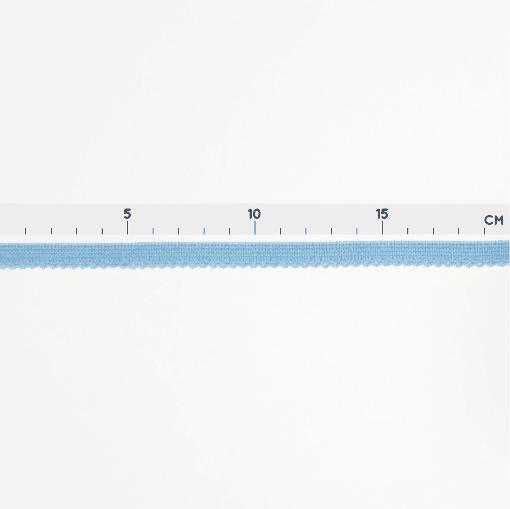 Elastische Spitze - Gummiband - Dunkles Hellblau