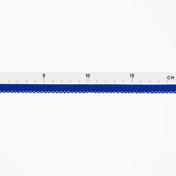Elastische Spitze - Gummiband - Royalblau