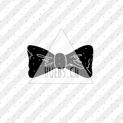 Plottermotiv - Fliege