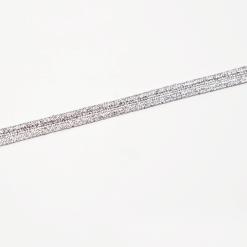 Paspelband - Silber