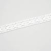 Baumwollspitze - 15 mm - Weiß