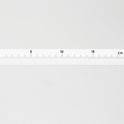 Paspelband - Weiß