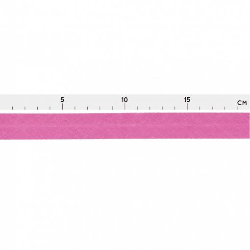Schrägband - Fuchsia Pink