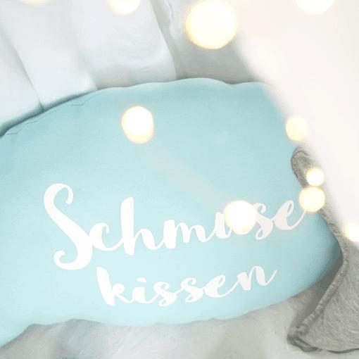 Sprechblase Kissen