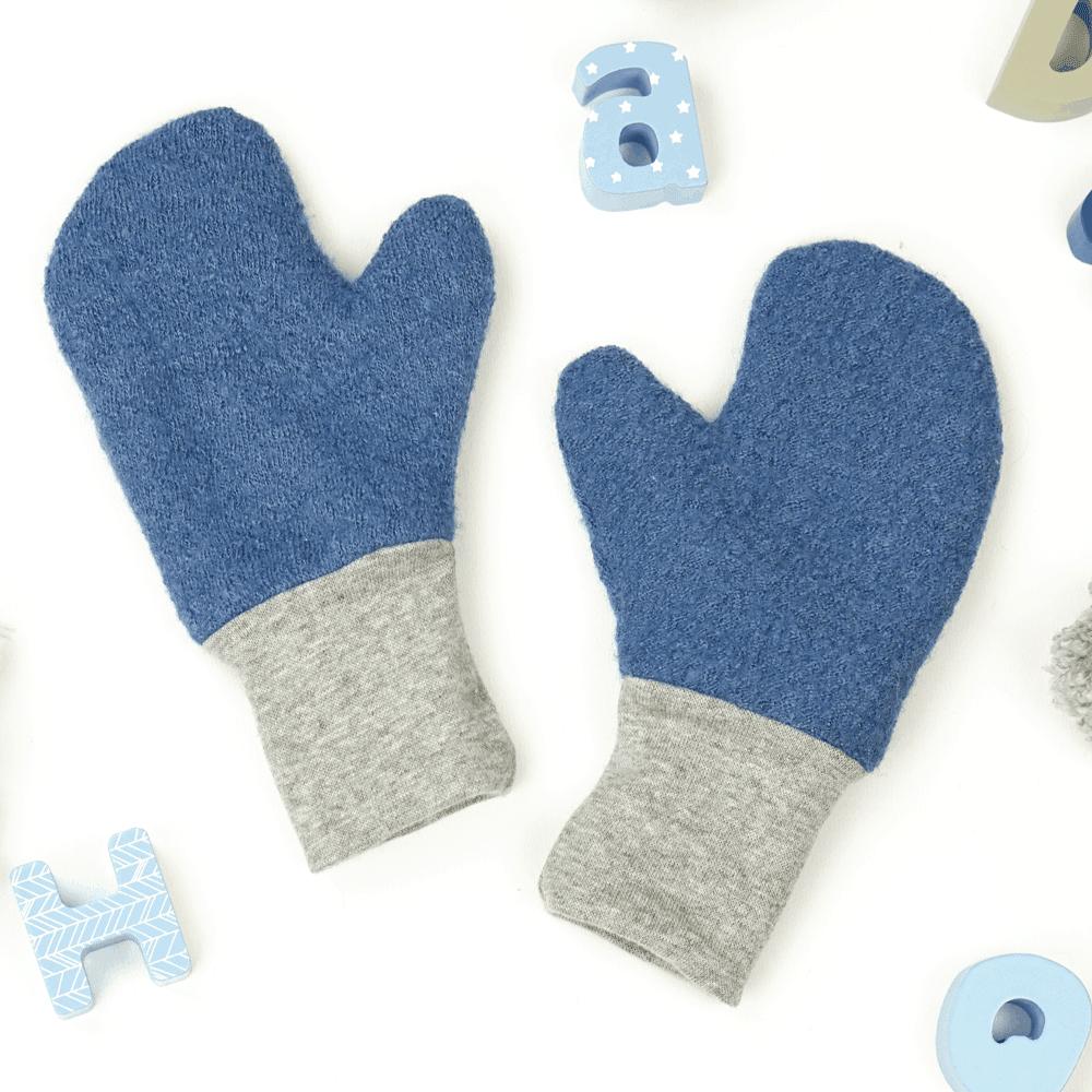 Handschuhe Für Babys Kinder Anleitung Und Schnittmuster Diy Stoffe