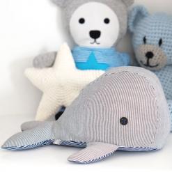 Gewerbelizenz Kleiner Wal zum Kuscheln