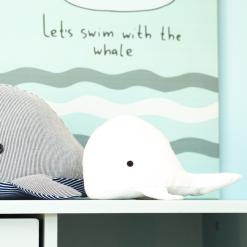 Mini Wal zum Kuscheln - Gewerbelizenz