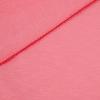 French Terry strukturiert - dünner Sweatshirtstoff - Pink Koralle