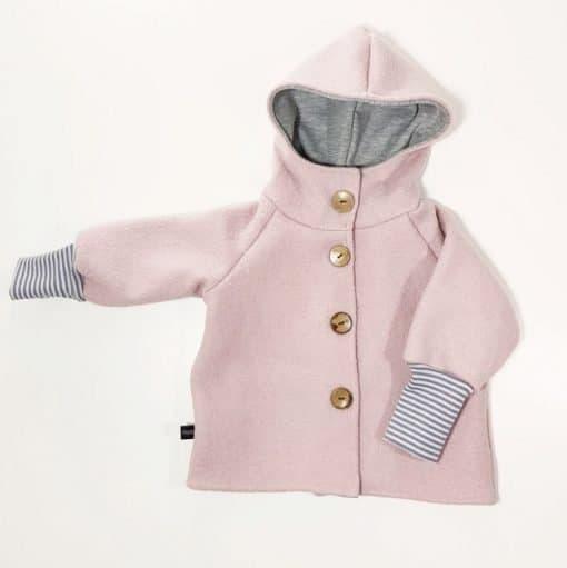 Mantel aus walk nahen