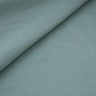 French Terry - dünner Sweatshirtstoff - Altmint