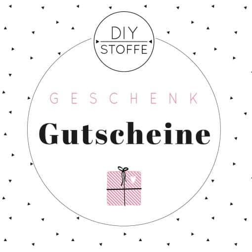 Gutschein DIY Stoffe