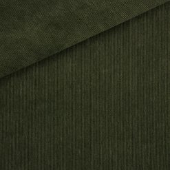 Feincord Khaki-Grün neu