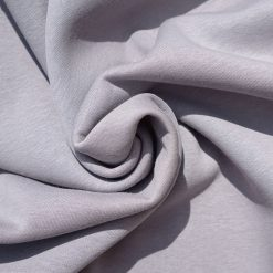 French Terry - Kuschelsweat - Grey Taupe