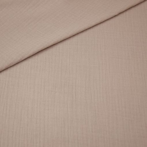 Musselin Taupe