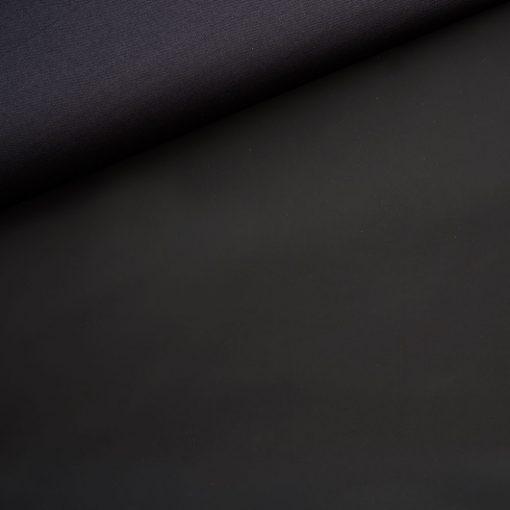 Regenbekleidungsstoff - Schwarz