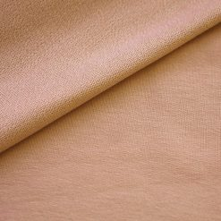 French Terry Helles Camel Beige