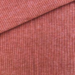 Rip Jersey Rost-Orange meliert