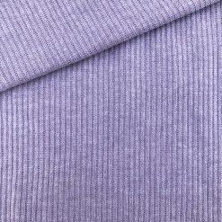 Rip Jersey Smoky Lavendel meliert