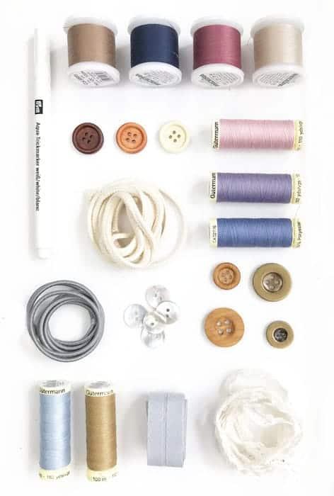 Zutaten | DIY-Stoffe