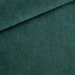 Feincord Dunkles Jadegrün