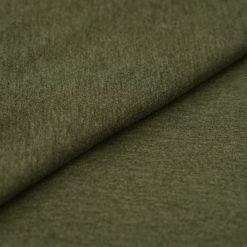 Jersey Khaki-Grün meliert