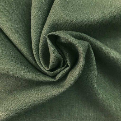 Ramie Khaki-Grün
