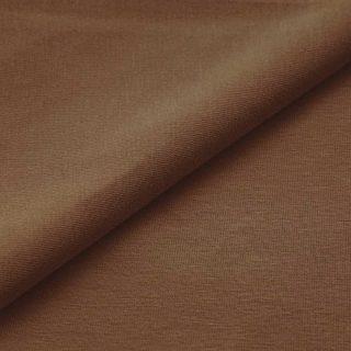 Single Jersey - Dunkles Camel Beige