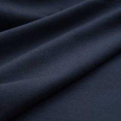 Single Jersey - Marineblau