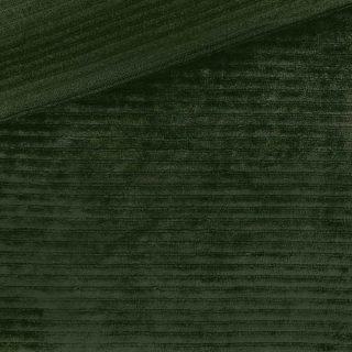 Kuschelrip Jersey - Khaki Grün