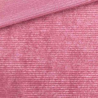 Mini-Kuschelrip Jersey - Altrosa