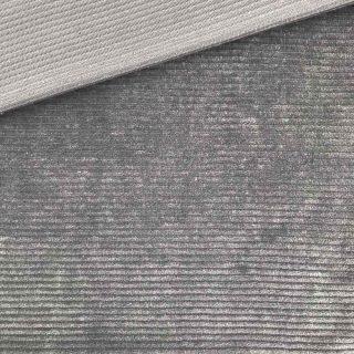Mini-Kuschelrip Jersey - Silbergrau