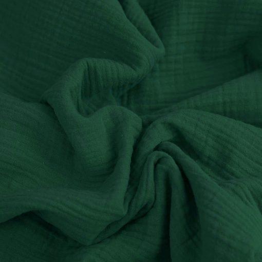 Musselin - Tannengrün
