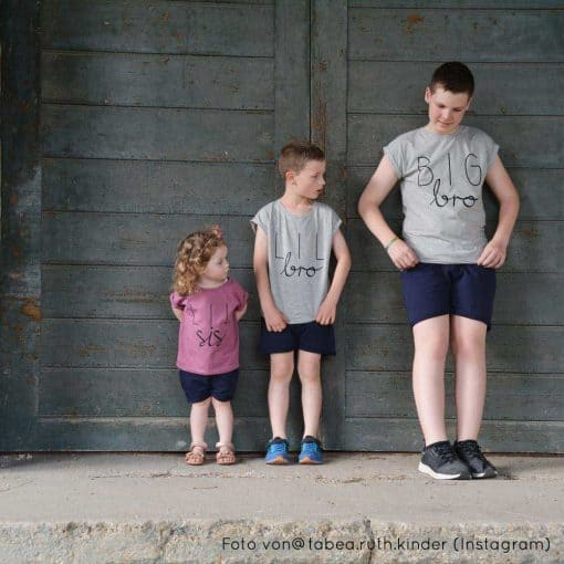 Shirt Finn & Shorts Ben