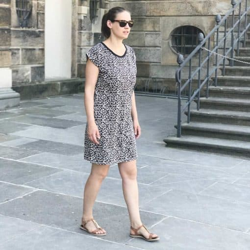 Shirt Finja als Kleid