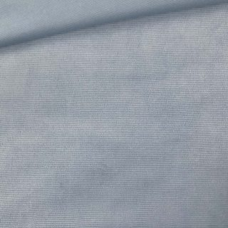 Mini-Mini-Kuschelrip Jersey - Helles Eisblau
