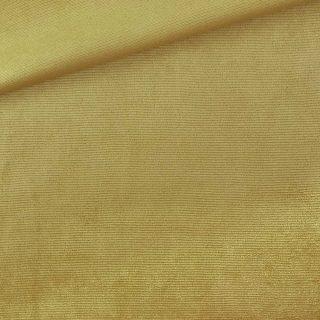 Mini-Mini-Kuschelrip Jersey - Ockergelb