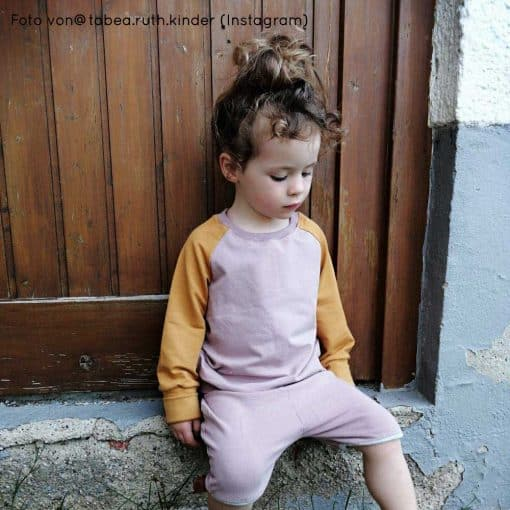 Sweater Paule & Shorts Ben