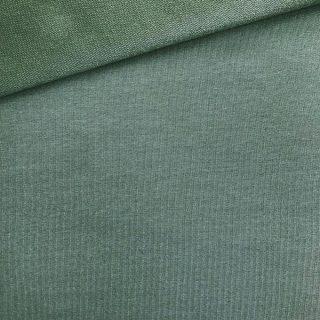French Terry - dünner Sweatshirtstoff - Rauchgrün