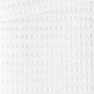 XL Waffelpique - Cremeweiß