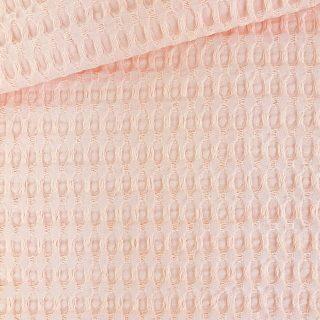 XL Waffelpique - Peach