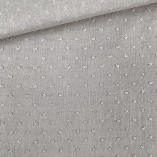 Baumwolle - Dots Dusty Beige