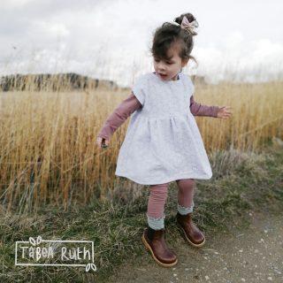 Hemd-Kleid Marli