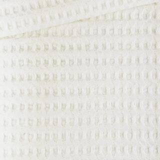 XL Waffelpique - Creme