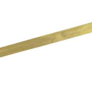 Schrägband - Gold
