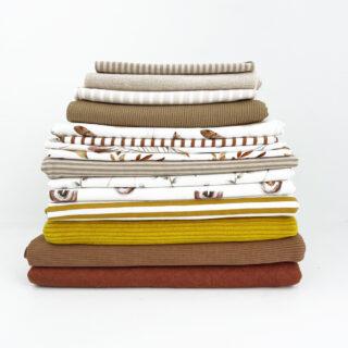 Jersey Paket - Warm Colours