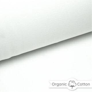 Bündchen Weiß - Organic Cotton
